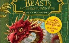 Nuova edizione per Fantastic Beasts and Where to Find Them