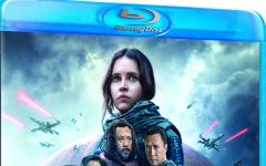 Arrivano le versioni Blu-ray e DVD di Rogue One: A Star Wars Story
