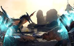 Il Warden di Elder Scrolls Online: Morrowind