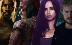 Arriva il primo trailer per The Defenders!