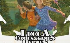 Lucca Comics & Games 2017: le novità