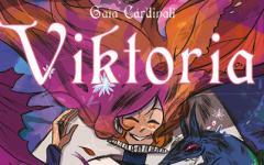 Viktoria di Gaia Cardinali da Tunué Edizioni