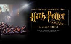 Cine-concerto Harry Potter e la camera dei segreti: tutte le date italiane