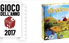 Kingdomino è il Gioco dell'Anno 2017