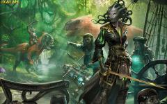 Vampiri e dinosauri per Ixalan, la nuova espansione di Magic: The Gathering