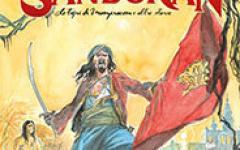 Sandokan a fumetti per Lucca Comics and Games