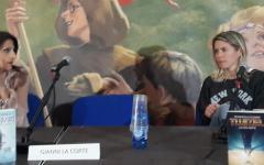 Twizel e Wolfheart in sala Ingellis a Lucca Comics & Games