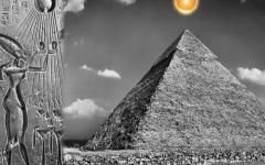 Indagini sulle grandi piramidi