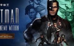 In arrivo il quarto episodio di Telltale's Batman: The Enemy Within