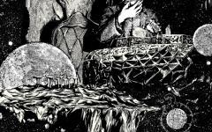 L'abitatore del Buio di H.P. Lovecraft in versione manga