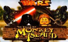 Star Wars – The Brick of Monkey Island: The Monkey's Force Strikes Back
