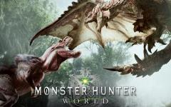Monster Hunter: World su PS4 e XboxOne