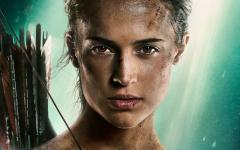 Tomb Raider con Alicia Vikander arriva al cinema