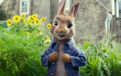 Peter Rabbit, al cinema