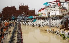 Star Wars is back! Una galassia di Mattoncini in mostra a Monza