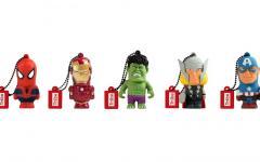 Tornano gli Avengers e gli accessori tech Tribe targati Marvel