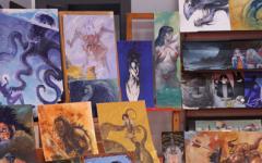 All'asta le opere di alcuni degli artisti del fumetto e della fantasy art più noti d'Europa