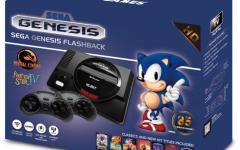 Un'occhiata a Sega Genesis Flashback e Atari Flashback 8 Gold
