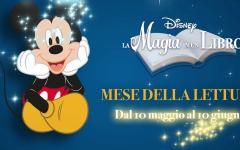 Leggere is magic! Nasce la campagna Disney – La Magia in un Libro