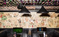 La Golden Age del fumetto USA in un bar di New York
