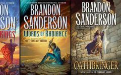 Brandon Sanderson cambia editore italiano