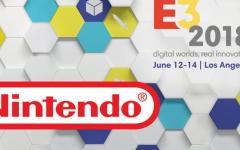 Nintendo all'E3 2018