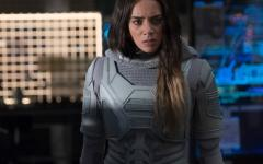 Hanna John-Kamen è il Ghost in the Machine in Ant-Man and The Wasp