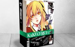 In fumetteria Kakegurui Gamble Bundle, Sword Art Online, Made in Abyss 3