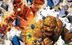 Stanno tornando i Fantastici Quattro con Marvel 2-in-1