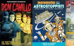 Gli albi da collezione di Cartoon Club e Riminicomix