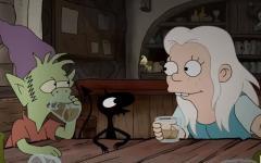 Dalla San Diego Comic-Con arriva il trailer per Disincanto, la nuova serie di Matt Groening prossimamente su Netflix