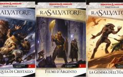La trilogia delle Terre Perdute di R.A. Salvatore nuovamente disponibile