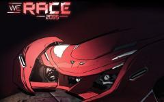 Scuderia Ferrari pubblica We Race Comic!