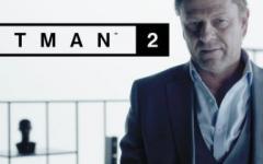 Sean Bean nella prima missione Bersaglio Elusivo in Hitman 2