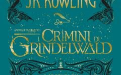 Arriverà a dicembre in libreria la sceneggiatura di Animali fantastici. I crimini di Grindelwald