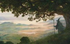 Alan Lee e John Howe a Milano per un workshop