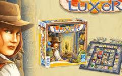 Lucca Games 2018: Devir Italia presenta Luxor e  l'anteprima di I Colori delle Emozioni
