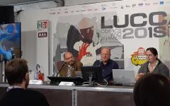 Ian Livingstone a Lucca Comics & Games 2018