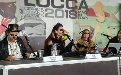 Lucca Comics and Games 2018: Gli incontri del pomeriggio di sabato 3 novembre in sala Ingellis a tutto fantasy!