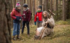 Ötzi e il mistero del tempo al cinema