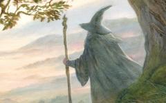 Guida ai luoghi della Terra di Mezzo. John Howe illustra J.R.R. Tolkien