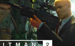 Annunciato il lancio di Hitman 2