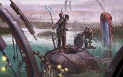 Numenera Discovery & Destiny finanziato a poche ore dal lancio del Kickstarter