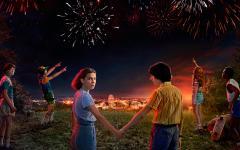 Stranger Things tornerà su Netflix il 4 luglio 2019