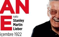 Vita e opera di Stan Lee in una infografica