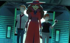 Carmen Sandiego arriva su Netflix