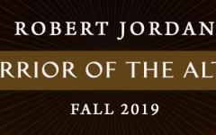Warrior of Altaii di Robert Jordan sarà pubblicato nel 2019