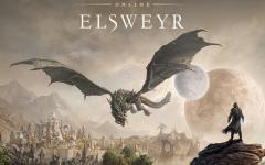 The Elder Scrolls Online: il 2019 porta draghi e il nuovo capitolo Elsweyr