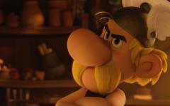 Asterix e il segreto della pozione magica, al cinema