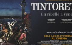 Tintoretto – Un ribelle a Venezia, al cinema per tre giorni